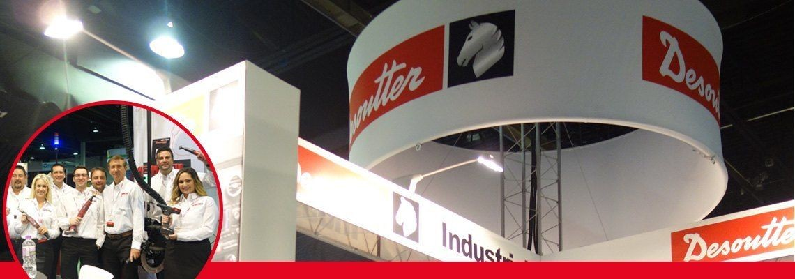 Logo Desoutter Herramientas Industriales Noticias y Eventos