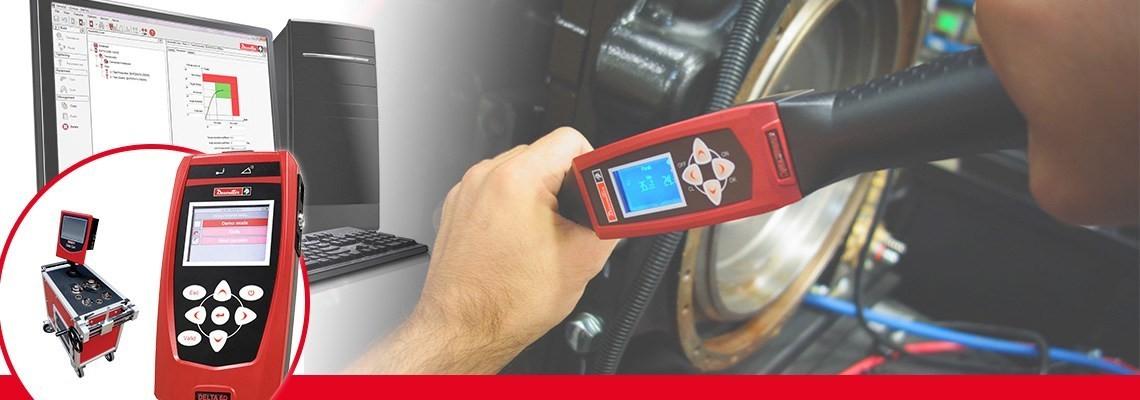 Descubra los torquímetros para herramientas eléctricas y neumáticas con los sistemas desarrollados por Deoutter, las cuales permiten una completa precisión y medición